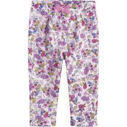 Spodnie dresowe dziewczęce: Spodnie dresowe z zakładkami dla dziecka 0-3 lata