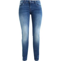 Kaporal LOKA Jeans Skinny Fit energy. Niebieskie jeansy damskie Kaporal, z bawełny. Za 319,00 zł.