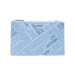 Puzderka: Kopertówka w kolorze niebieskim – (S)27,5 x (W)17 x (G)2,5 cm