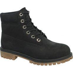 Buty trekkingowe damskie: Timberland Buty damskie 6 In Premium Boot czarne 35.5 (A14ZO)