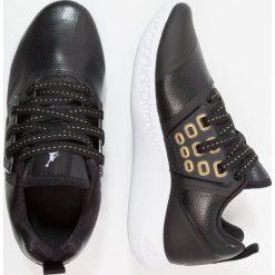 Jordan JORDAN GRIND Obuwie do koszykówki black/white/metallic gold. Czarne buty sportowe męskie Jordan, z materiału. Za 379,00 zł.