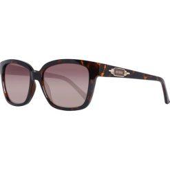 """Okulary przeciwsłoneczne damskie: Okulary przeciwsłoneczne """"GF6014 52F"""" w kolorze brązowym"""