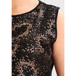 Sukienki hiszpanki: Anna Field Curvy Sukienka z dżerseju black/ copper