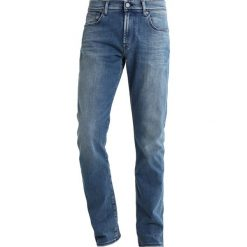 Jeansy męskie regular: 7 for all mankind SLIMMY LUXE PERFORMANCE Jeansy Straight Leg light blue