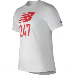 T-shirty męskie: New Balance MT73502WT