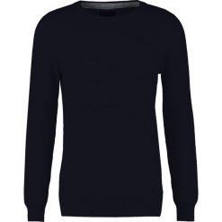 Swetry klasyczne męskie: Bertoni FREDERIK  Sweter dress blue