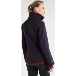 Icepeak TUULA Kurtka Softshell blackberry. Fioletowe kurtki sportowe damskie marki Icepeak, z elastanu. W wyprzedaży za 431,40 zł.