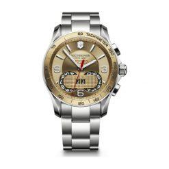 Zegarki męskie: Zegarek męski Victorinox Chrono Classic 241619