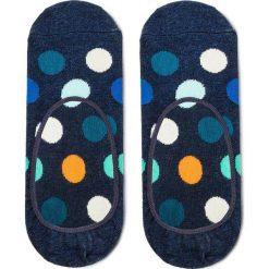 Skarpety Stopki Unisex HAPPY SOCKS - BDO06-6001 Granatowy. Niebieskie skarpetki męskie Happy Socks, z bawełny. Za 24,90 zł.