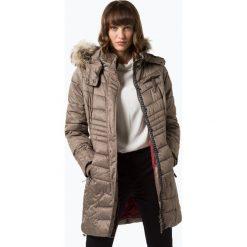 Płaszcze damskie pastelowe: Soquesto - Damski płaszcz pikowany, beżowy