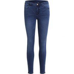 Vila Jeans Skinny Fit medium blue. Niebieskie boyfriendy damskie Vila. W wyprzedaży za 167,20 zł.