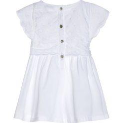 Sukienki dziewczęce: Hust & Claire Sukienka koszulowa white