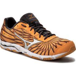 Buty sportowe damskie: Buty MIZUNO – Wave Hitogami 4 J1GD178003 Kolorowy Pomarańczowy