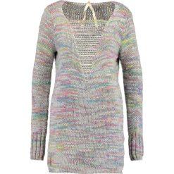 Swetry klasyczne damskie: Isla Ibiza Bonita Sweter multicolor