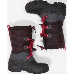 Jack Wolfskin ICELAND TEXAPORE HIGH Śniegowce azalea red. Szare buty zimowe damskie marki Jack Wolfskin, z materiału. W wyprzedaży za 226,85 zł.