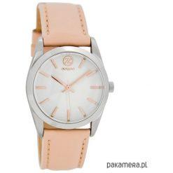 Zegarek OOZOO C7626 powderpink/rose. Czerwone zegarki damskie marki Pakamera. Za 229,00 zł.