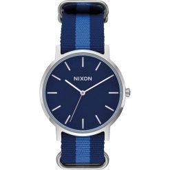 Zegarki męskie: Zegarek męski Nixon Porter Nylon A10591307