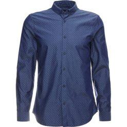 Armani Exchange Koszula chambray/microsqua. Czarne koszule męskie marki Armani Exchange, l, z materiału, z kapturem. Za 379,00 zł.