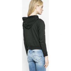 Haily's - Bluza Star. Szare bluzy damskie Haily's, l, z nadrukiem, z bawełny, z kapturem. W wyprzedaży za 39,90 zł.