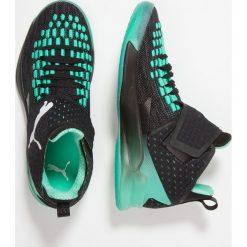 Puma RISE XT FUSE 1 Obuwie do piłki ręcznej black/biscay green/white. Czarne buty do koszykówki męskie Puma, z materiału. Za 589,00 zł.