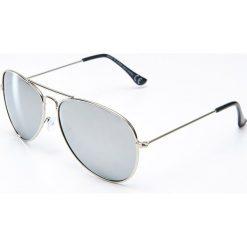 Okulary przeciwsłoneczne damskie: Okulary przeciwsłoneczne – Jasny szary