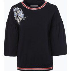 Bluzy rozpinane damskie: talk about - Damska bluza nierozpinana, niebieski