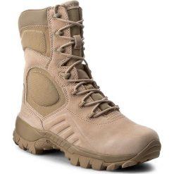 Buty BATES - Delta II E02950 Desert. Brązowe buty trekkingowe męskie Bates, z materiału, na sznurówki, outdoorowe. W wyprzedaży za 449,00 zł.