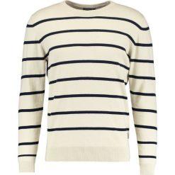 Swetry męskie: Jack & Jones JORBRETON CREW NECK Sweter beige