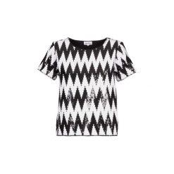 T-shirty z krótkim rękawem American Retro  GEGE. Czarne t-shirty damskie American Retro. Za 647,20 zł.