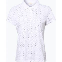 Esprit Casual - Damska koszulka polo, czarny. Czarne bluzki sportowe damskie Esprit Casual, m, z klasycznym kołnierzykiem. Za 99,95 zł.