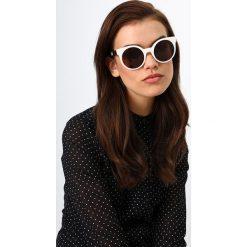 Okulary przeciwsłoneczne damskie: Max Mara STONE   Okulary przeciwsłoneczne white
