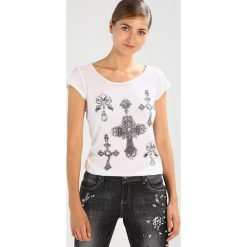 T-shirty damskie: Rich & Royal Tshirt z nadrukiem white