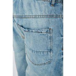 Brave Soul - Szorty. Szare spodenki jeansowe męskie marki Brave Soul, casualowe. W wyprzedaży za 49,90 zł.
