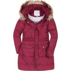 Odzież dziecięca: Długi płaszcz zimowy dla dziewczynki 9-13 lat