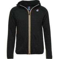 KWay Bluza rozpinana black. Czarne bejsbolówki męskie K-Way, m, z bawełny. Za 359,00 zł.