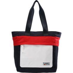 Shopper bag damskie: Tommy Jeans TOTE Torba na zakupy blue