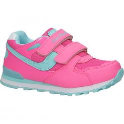 Różowe buty sportowe na rzepy Casu FA325L. Czerwone buciki niemowlęce Casu, na rzepy. Za 59,99 zł.