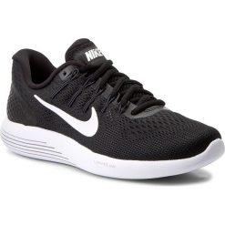 Buty NIKE - Lunarglide 8 843725 001 Black/White/Anthracite. Czarne buty do biegania męskie Nike, z materiału. W wyprzedaży za 399,00 zł.