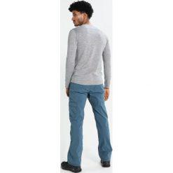 Koszulki sportowe męskie: Icebreaker OASIS ASCENT STRIPE Koszulka sportowa grey