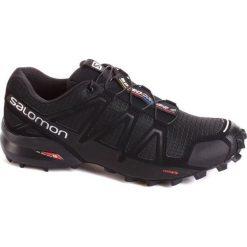 Buty trekkingowe męskie: Salomon Buty męskie Speedcross Black/Black  r. 46 (383130)