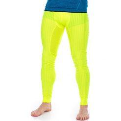 Odzież termoaktywna męska: Craft Spodnie termoaktywne męskie Active Extreme 2.0 Brilliant Pants Baselayer limonkowe r. M (1905082-2851)