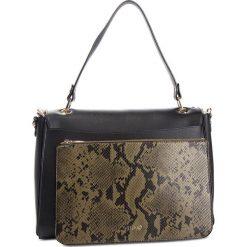 Torebka LIU JO - M Top Handle Duomo N68020 E0060 Nero 22222. Czarne torebki klasyczne damskie Liu Jo, ze skóry ekologicznej. Za 799,00 zł.