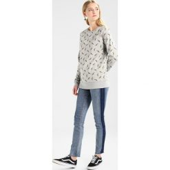 Bluzy rozpinane damskie: Soaked in Luxury DANETTE Bluza light grey melange