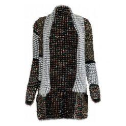 Swetry klasyczne damskie: Desigual Sweter Damski Arraga Xs Szary