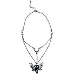 Naszyjniki damskie: Wildcat Mystic Moth Naszyjnik standard