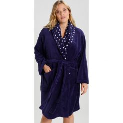 Szlafroki kimona damskie: Evans STAR COLLAR  Szlafrok navy