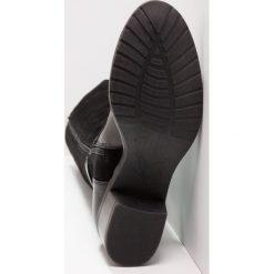 Buty zimowe damskie: Caprice Kozaki black