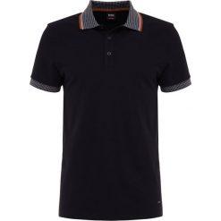 BOSS CASUAL PERPLEX Koszulka polo black. Czarne koszulki polo BOSS Casual, m, z bawełny. Za 379,00 zł.