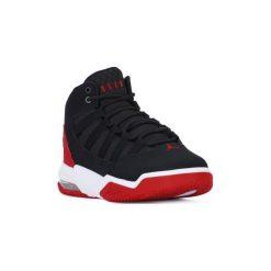 Fitness buty Nike  JORDAN MAX AURA GS. Czarne buty do fitnessu damskie marki DOMYOS, z bawełny. Za 395,75 zł.