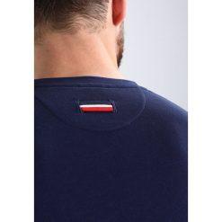 U.S. Polo Assn. Bluza navy. Szare bluzy męskie z kołnierzem marki Fila, m, z długim rękawem, długie. Za 319,00 zł.